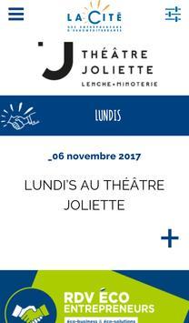 La Cité des Entrepreneurs screenshot 1