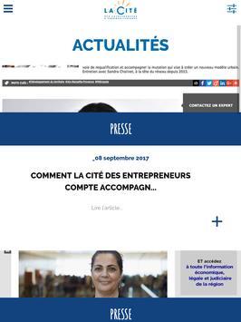 La Cité des Entrepreneurs screenshot 6