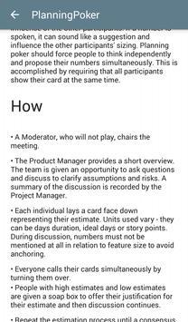 Planning Poker screenshot 3
