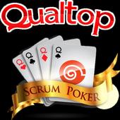 Qualtop Scrum Poker icon