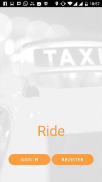 Ride Sharing poster