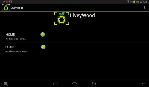 Liveywood screenshot 1