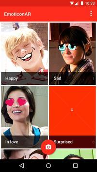 EmoticonAR for Messenger screenshot 1