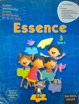 Essence Class 3 Term 2 poster