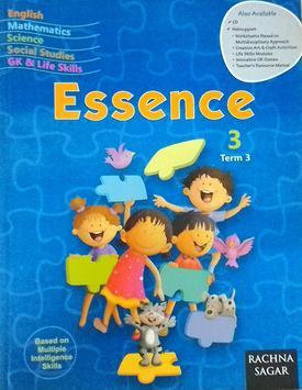 Essence Class 3 Term 3 poster