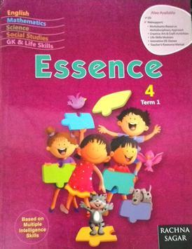 Essence Class 4 Term 1 poster
