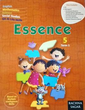 Essence Class 5 Term 1 poster