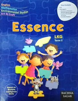 Essence LKG Term 3 poster