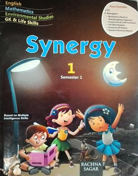 Synergy Class 1 Sem 1 poster