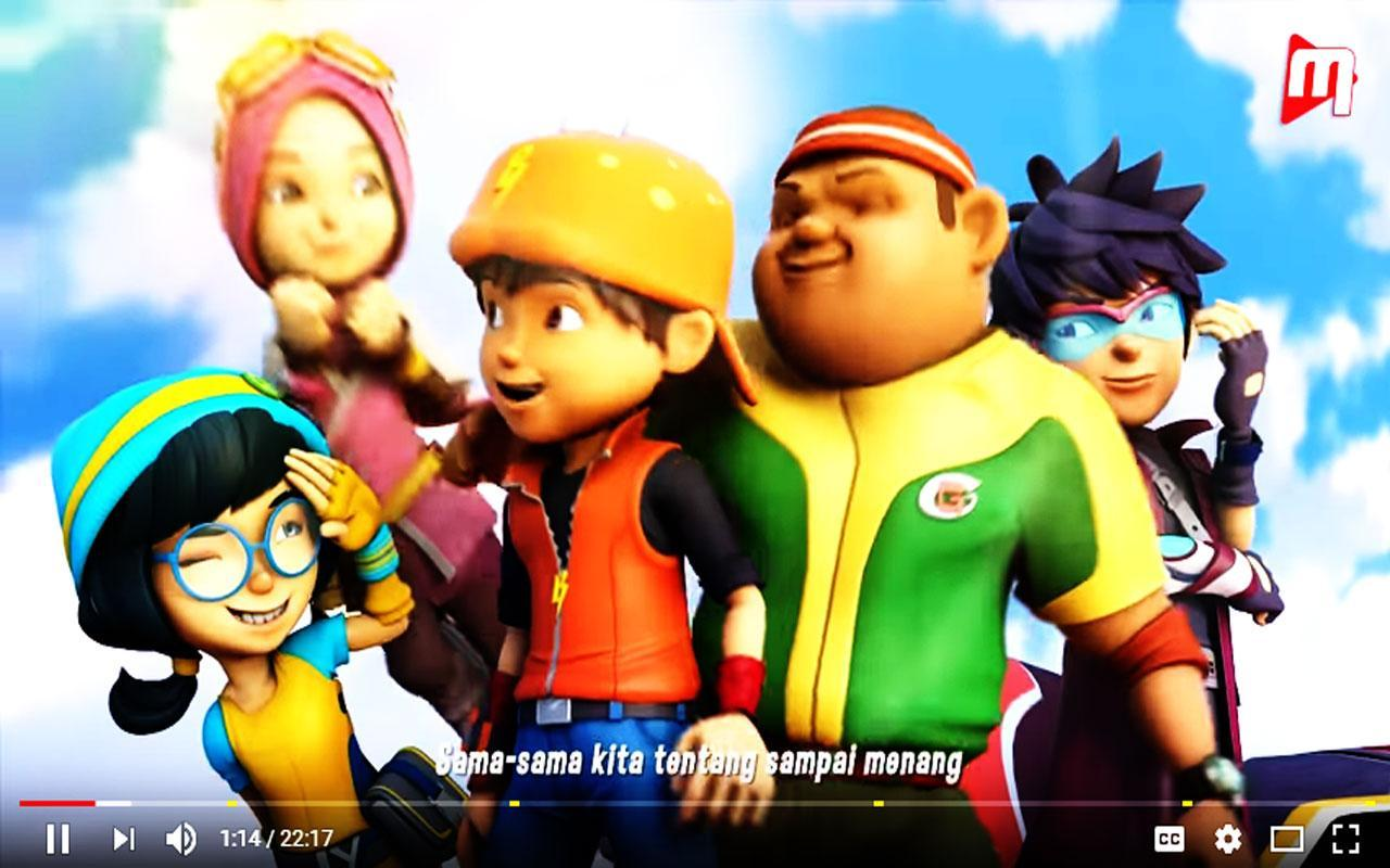 New Video Of Boboiboy Galaxy For Android Apk Download