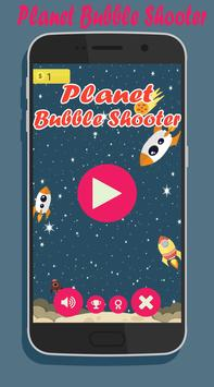 Planet Bubble Shooter poster