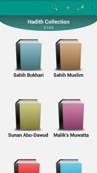 Hadith Collection - Sahih Bukhari , Muslim & More poster