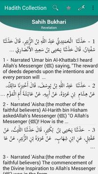 Hadith Collection screenshot 2