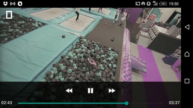 All in One Video Player HD screenshot 2