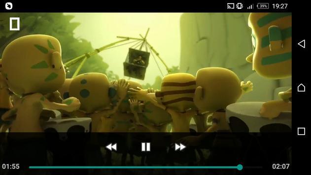 HD Video Movie Player screenshot 4