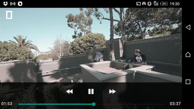 HD Video Movie Player apk screenshot