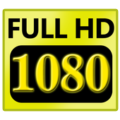 1080 HD Video Player icon