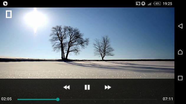 4K HD Video Player apk screenshot