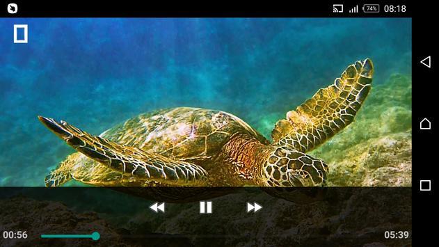 Mp4 Folder Video Player screenshot 2