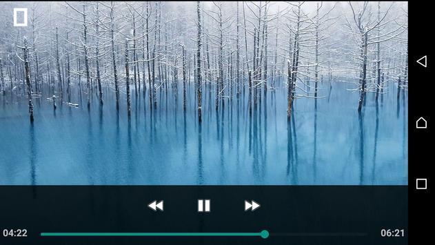 MP4 AVI OGG WAV Video Player screenshot 3
