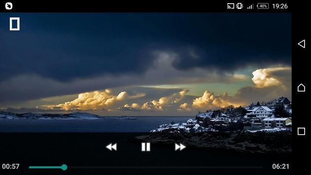 4K Video Player screenshot 3