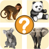 Guess Animals HD icon