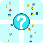 Guess Pict for The Simpsons icon