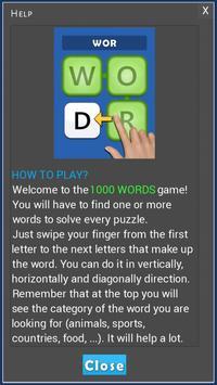 1000 Words screenshot 19