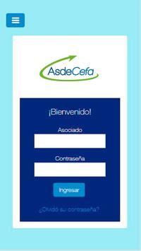 ASDECEFA poster