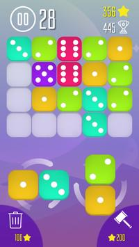 Dice Match! Domino Merge Game poster