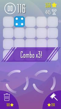 Dice Match! Domino Merge Game screenshot 1