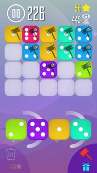 Dice Match! Domino Merge Game screenshot 4