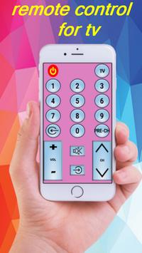 remote control for tv poster