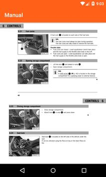 KTM Adventure Motorcycles Service Manual 2018 poster