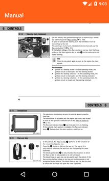 KTM Adventure Motorcycles Service Manual 2018 screenshot 3