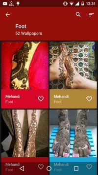 Mehandi New Designs 2018 apk screenshot