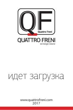 QUATTRO FRENI poster