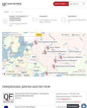 QUATTRO FRENI screenshot 4