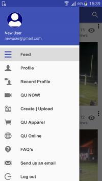 QU Athlete apk screenshot