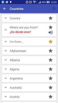 Speak Spanish screenshot 6