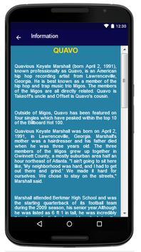 Quavo - Song And Lyrics screenshot 5