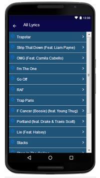 Quavo - Song And Lyrics screenshot 3
