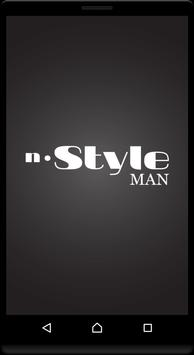 n-Style MAN poster