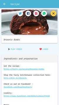 Tasty Recipes screenshot 3