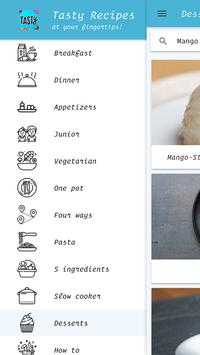 Tasty Recipes Screenshot 2