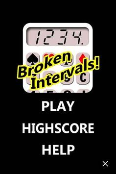 Broken Intervals! poster