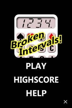 Broken Intervals! screenshot 4