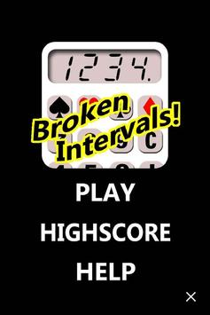 Broken Intervals! screenshot 8