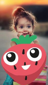 Fruit Photo Editor screenshot 5