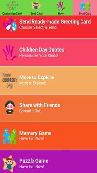 Happy Children Day screenshot 6